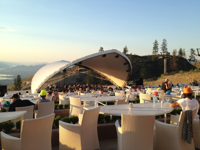 KM LakeSide Open Theatre